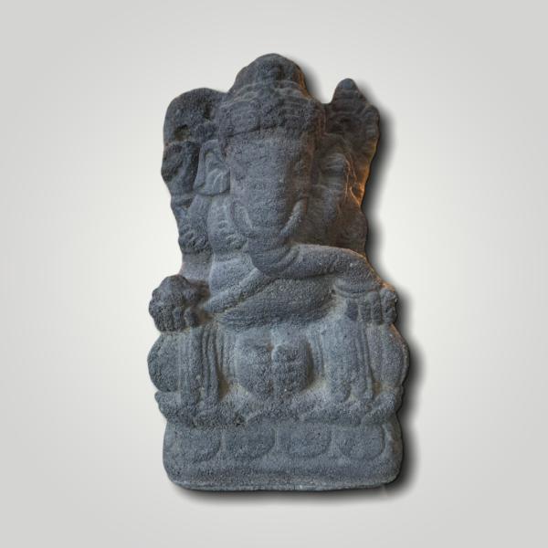 Stone Ganesha (L)