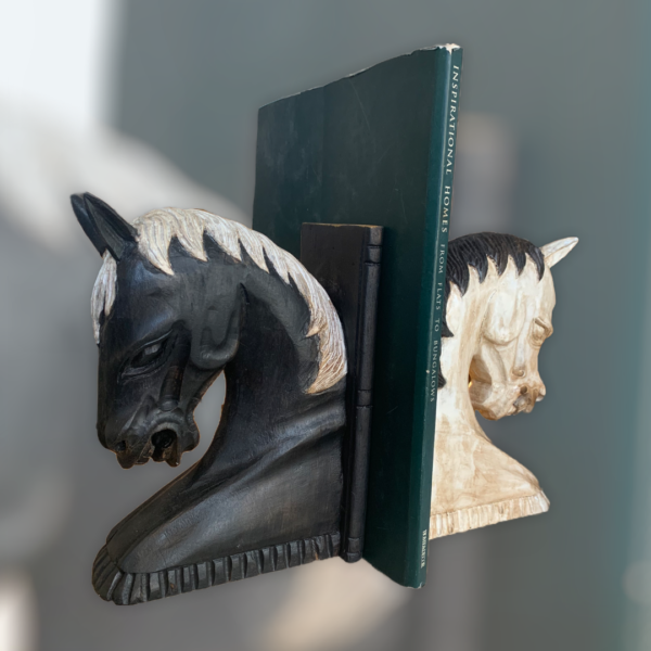Horse bookend (pair)