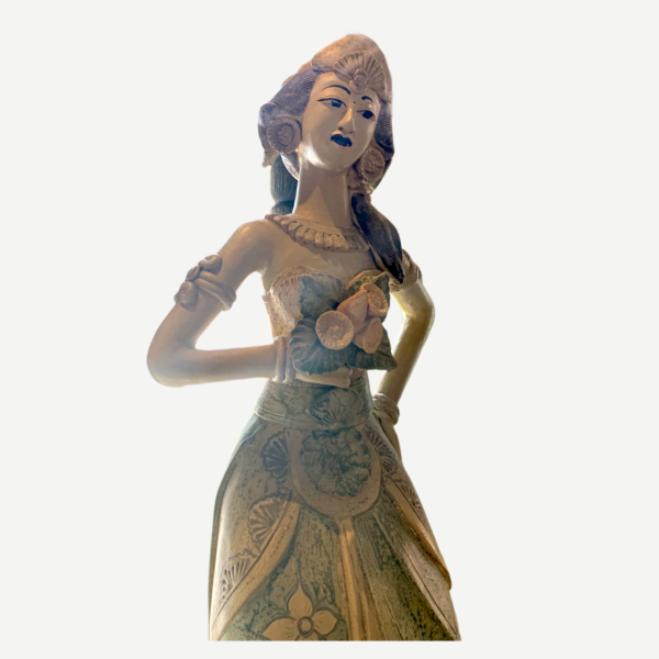 Tall Dancing Lady (pair)